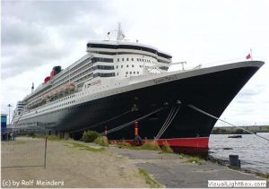 Queen Mary 2 (345m)