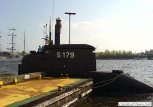 U-30 der Bundesmarine