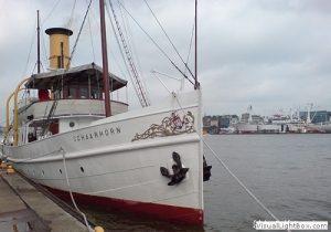 Museumsschiff Schaarhörn