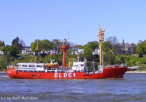 Feuerschiff Elbe 1 (51m x 9m)