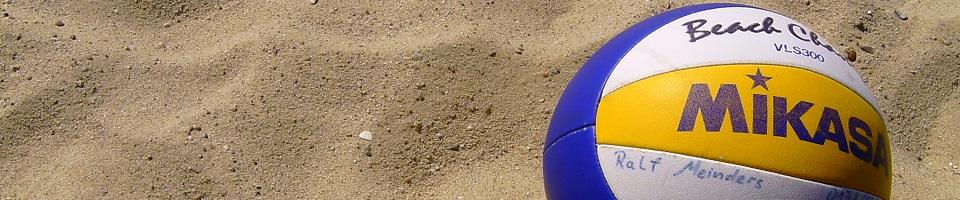 Leiste Beachvolleyball