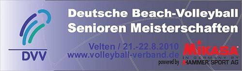 Deutsche Meisterschaft Senioren in Velten (bei Berlin)