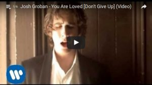 Josh Groban - You Are Loved