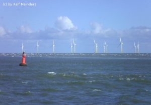 Offshore-Windpark Nordergründe