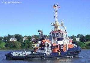 Hafenschlepper Bugsier 12 (12,50 m)