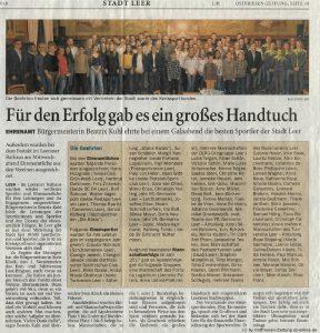 Ostfriesen-Zeitung (oz-online.de) vom 09.03.2018