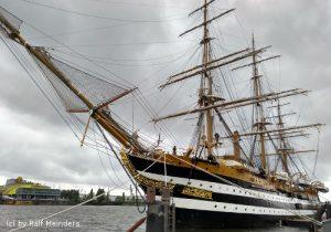 Segelschulschiff Amerigo Vespucci