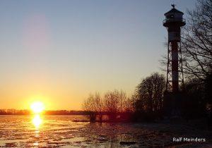 Leuchtturm (Unterfeuer) Wittenbergen