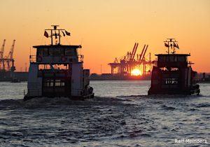 HADAG-Hafenfährem