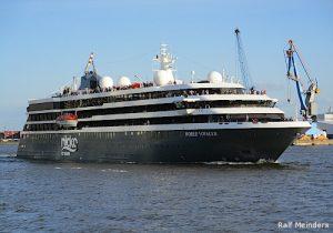 Kreuzfahrtschiff World Voyager